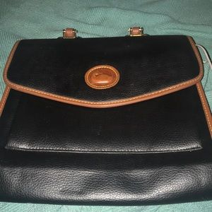 Dooney and Bourne All Weather Leather Hand Bag
